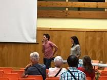 Intervenants locaux développement durable - Film Demain à Vaulnaveys-le-haut