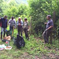 Jardiniers des Jardins partagés - Vaulnaveys-le-haut